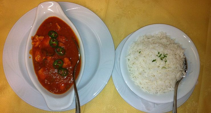 ristorante indiano novara